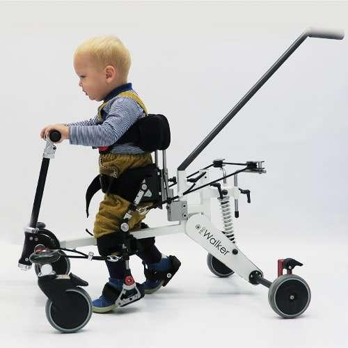 ProWalker® | Mobilitätshilfe für gehbehinderte Kinder