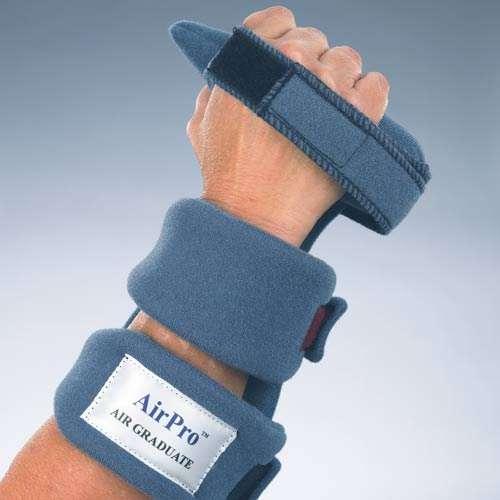 AirPro | Handorthese (Lagerungsschiene) zur Lagerung bei Weichteilverkürzungen und Kontrakturen