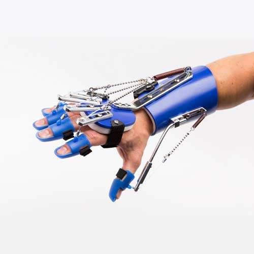 SaeboFlex® | Dynamische Unterarmorthese (Handschiene) zur Unterstützung der Greiffunktion