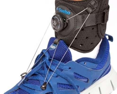 SaeboStep - mechanische Fußheberorthese zur Unterstützung bei Fußheberschwäche oder Fallfuß