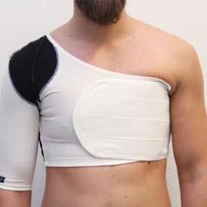 Schulter-Orthese bei Schulterschmerzen