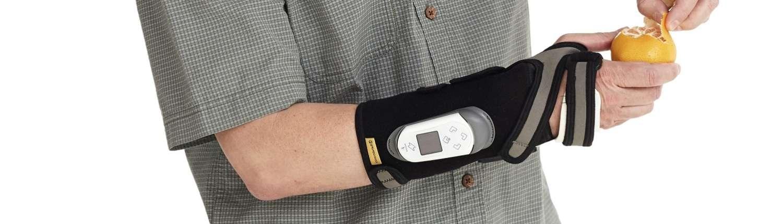 ReGrasp | Funktionelle Elektrostimulation (Handorthese) bei Handlähmung