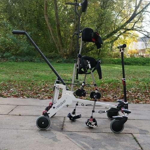 ProWalker® | Mobilitätshilfe ermöglicht gehbehinderten Kindern das Laufen