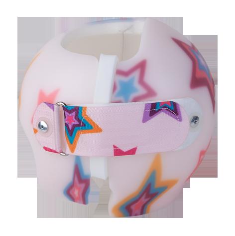 Asymmetrie Kopf